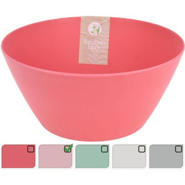 Schale, 24 cm, rosa