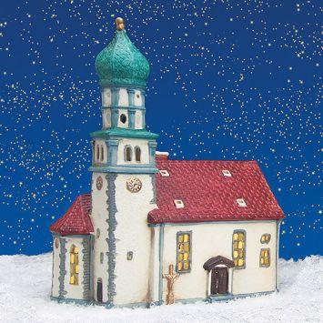 Lichthaus Kirche in Wasserburg/Bodensee