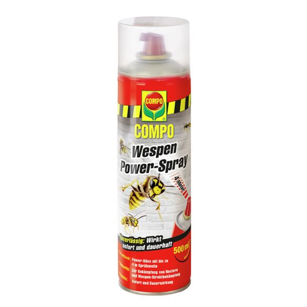 COMPO Wespen Power-Spray 500 ml (1 l = € 29,98)