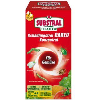 Substral Celaflor® Schädlingsfrei Careo® Konzentrat für Gemüse 250ml (100 ml / € 0,76)