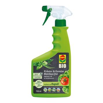 COMPO Nativert® Kräuter&Gemüse Blattlaus-frei AF - 750 ml (100 ml = € 1,46)