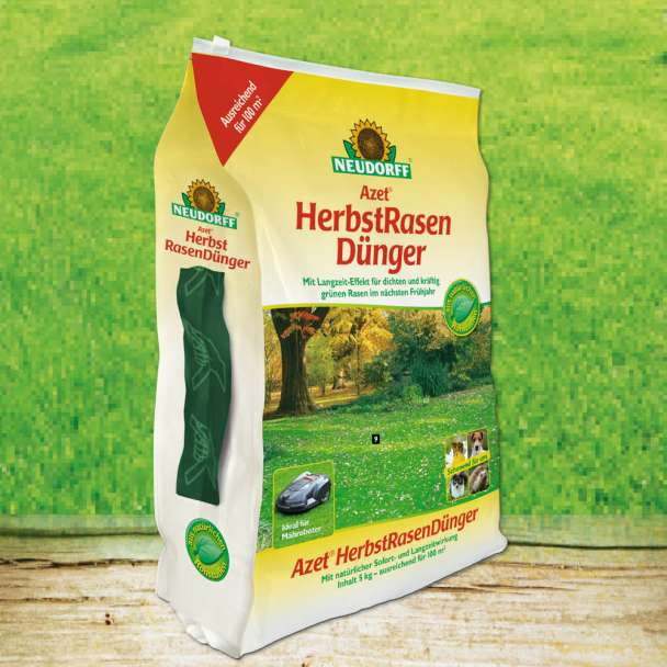 Azet® 'HerbstRasenDünger' 5 kg (1 kg / € 3,60)