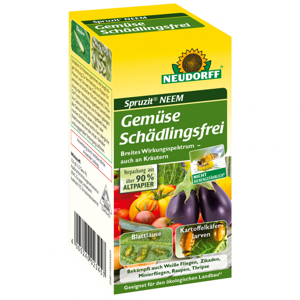 Spruzit® Neem GemüseSchädlingsfrei, 30 ml (100 ml = € 33,30)