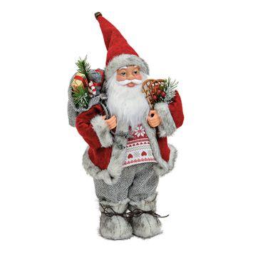 Nikolaus in rot, 30cm