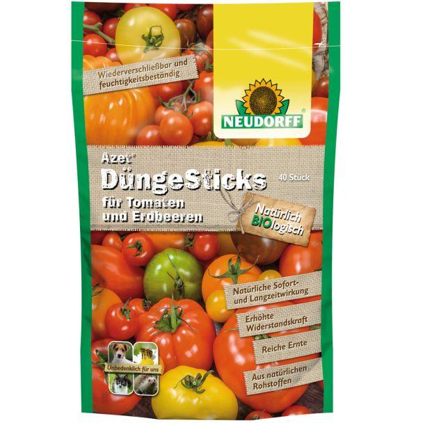 Azet® 'DüngeSticks' für Tomaten und Erdbeeren