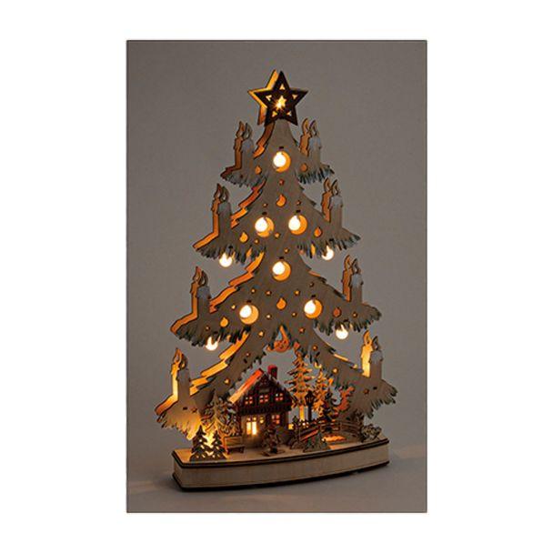 Tannenbaum mit LED