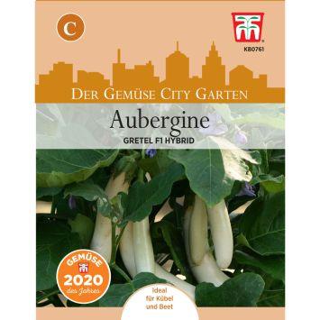 Aubergine  Gretel F1