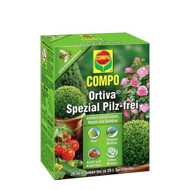 COMPO Ortiva® Spezial Pilz-frei 20 ml (10 ml = € 7,40)