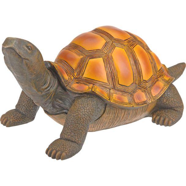 Schildkröte, 22 cm, links blickend