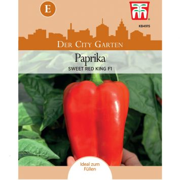 Paprika Sweet Red King F1