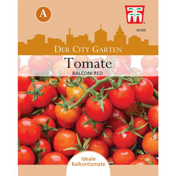 Tomate Balconi Red
