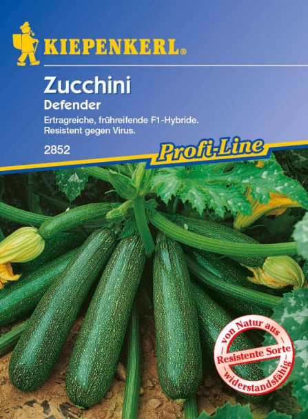 Zucchini 'Defender F1'