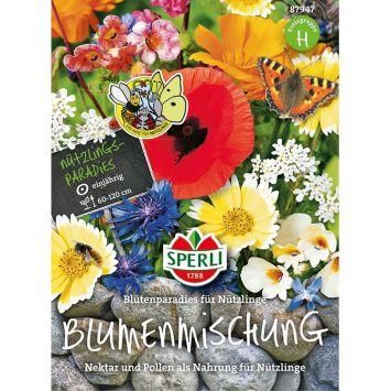 Blumenmischung Blütenparadies für Nützlinge