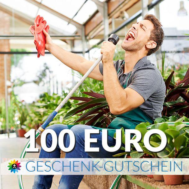 Geschenk-Gutschein, Wert 100 Euro Saenger