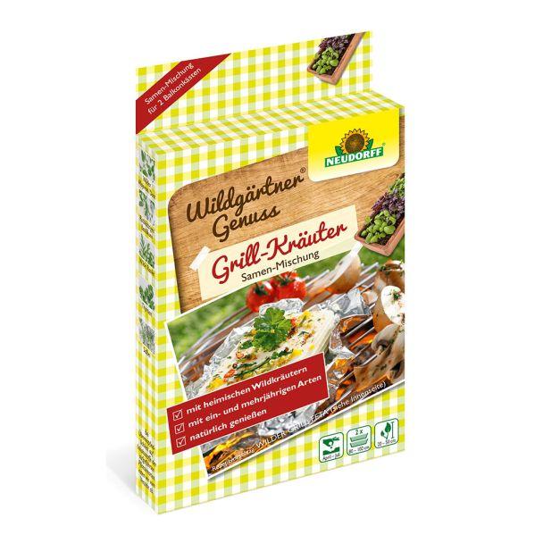 WildgärtnerGenuss 'Grill-Kräuter'