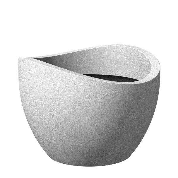 'wave globe®' Stony Grey Ø 30 cm