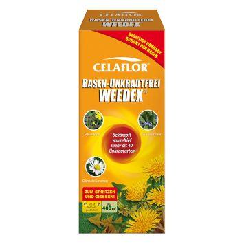 Celaflor® 'Rasen-Unkrautfrei WEEDEX' 400 ml (100 ml / € 6,25)