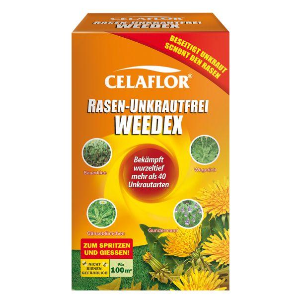 Celaflor® 'Rasen-Unkrautfrei WEEDEX' 100 ml