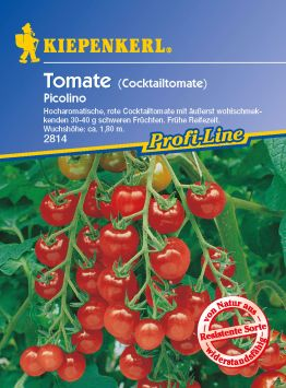 Tomaten (Cocktail) 'Picolino' F1