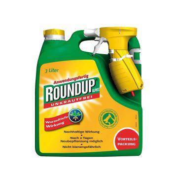 ROUNDUP® ALPHEE UNKRAUTFREI  3 Liter  (1 Liter / 8,33 €)