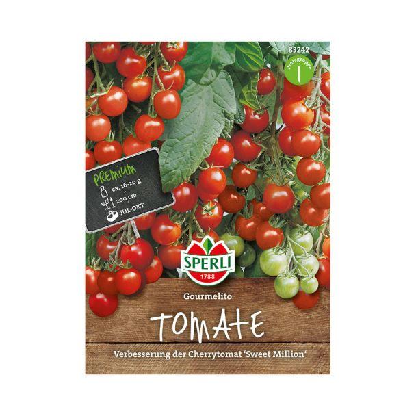 Tomate 'Gourmelito' F1-Hybride