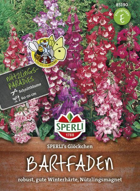 Bartfaden 'SPERLI's Glöckchen'