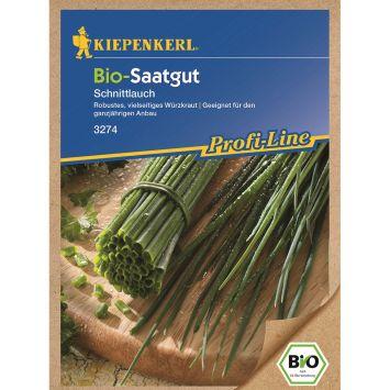 Bio-Saatgut Schnittlauch