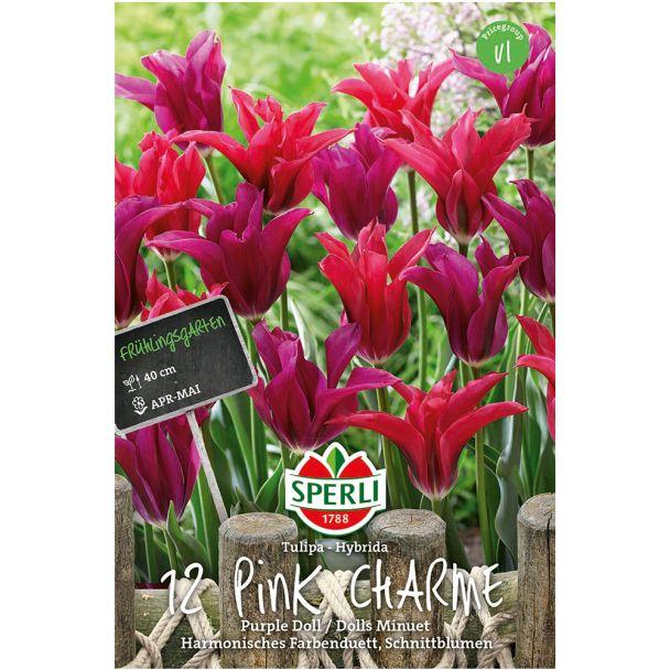 Sperli Frühlingsgarten Pink Charme