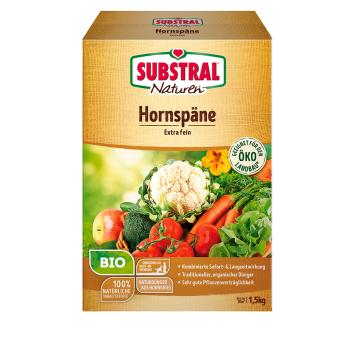Naturen® Bio Hornspäne, 1,5 kg (1 kg / € 5,33)