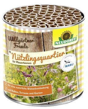 Neudorff Wildgärtner® Freude Nützlingsquartier für Mauerbienen
