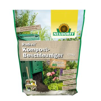 Radivit® 'Kompost-Beschleuniger' 1,75 kg (1 kg / € 4,85)