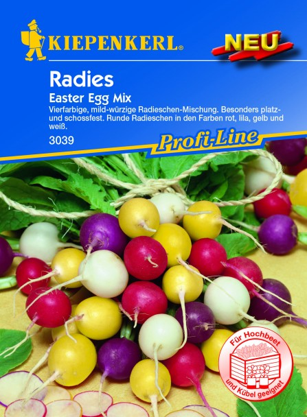 Radies Easter Egg Mix