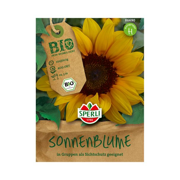 Bio 'Sonnenblume'