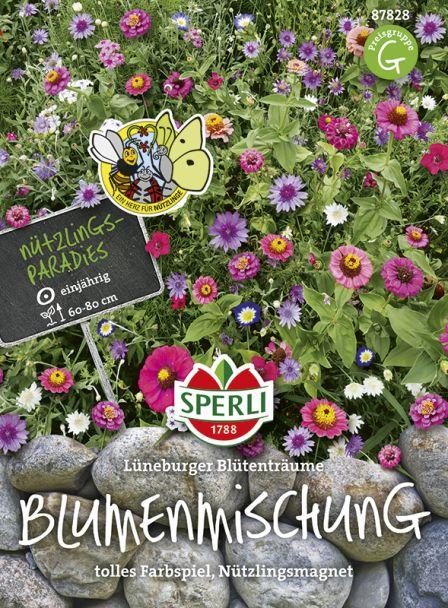Blumenmischung 'Lüneburger Blütenträume'