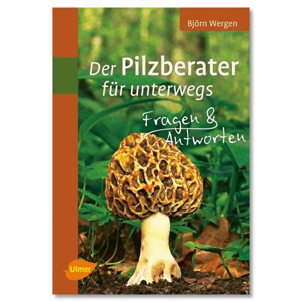 Buch 'Der Pilzberater für unterwegs'