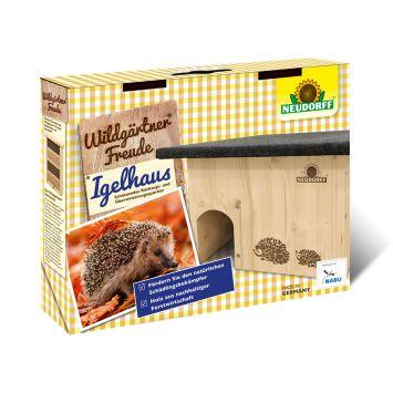 Neudorff Wildgärtner® Freude Igelhaus