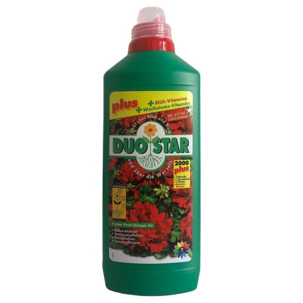 DUOSTAR 2000 plus 1 Liter (€ 0,80 / 100 ml)