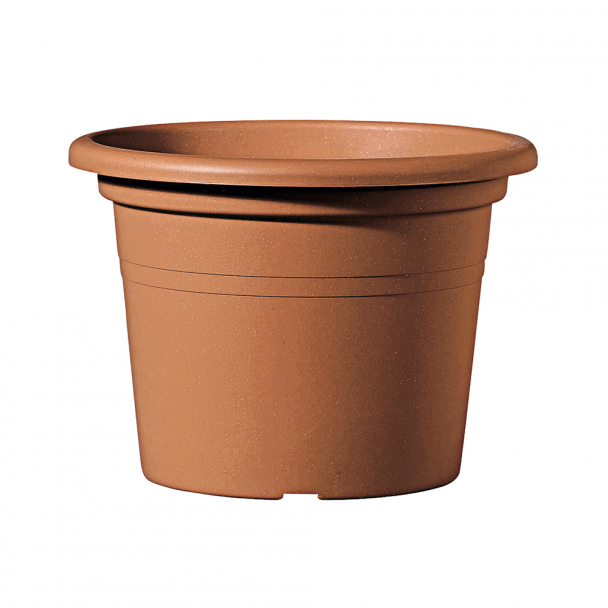 Pflanztopf Cilindro Day R, 40cm, Terracotta