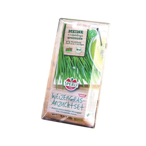 Bio Keimsprossen Weizen Starter-Set