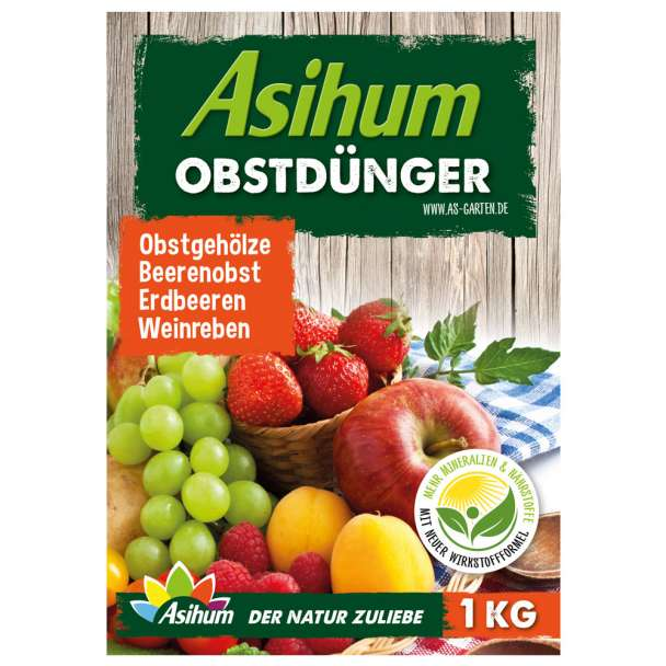 Asihum Obstdünger 1 kg