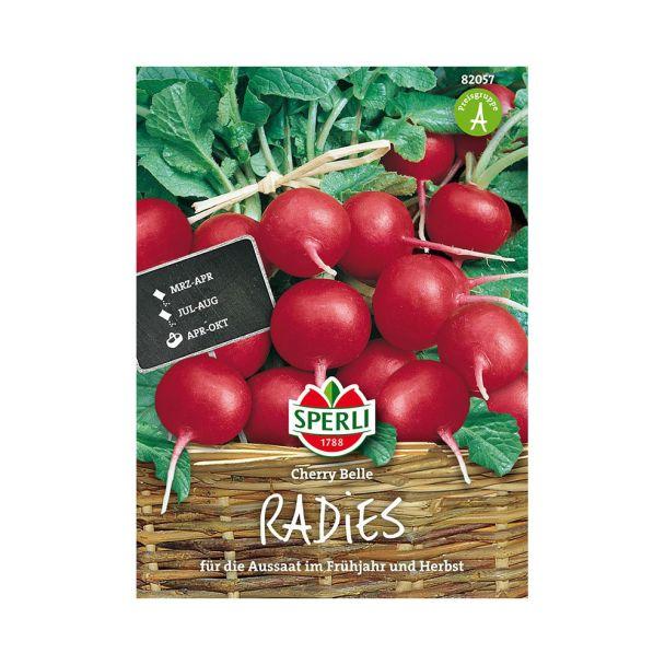 Radieschen 'Cherry Belle'