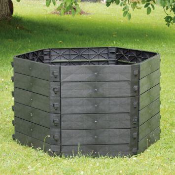 KHW-Schnellkomposter Aufbauset 250 Liter