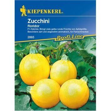 Zucchini 'Floridor'
