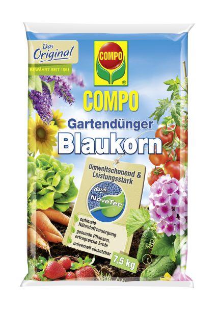 COMPO Blaukorn® NovaTec® 7,5kg (100 g / € 0,24)