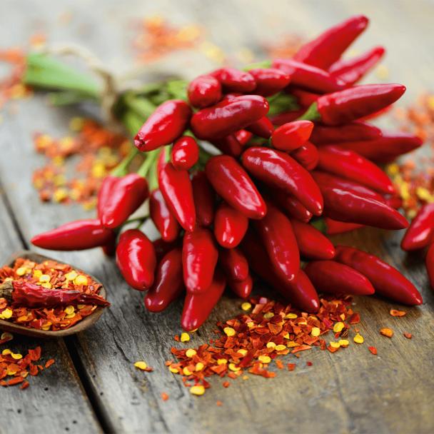 Hot Chili Red