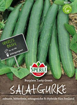 Salatgurken 'Burpless Tasty Green F1'
