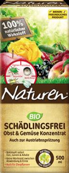Naturen® BIO SCHÄDLINGSFREI - Obst und Gemüse Konzentrat 250 ml  (100 ml / 4,00)