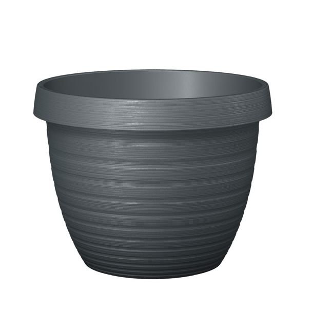 'Country Star®' Metallic Grey Ø 25 cm