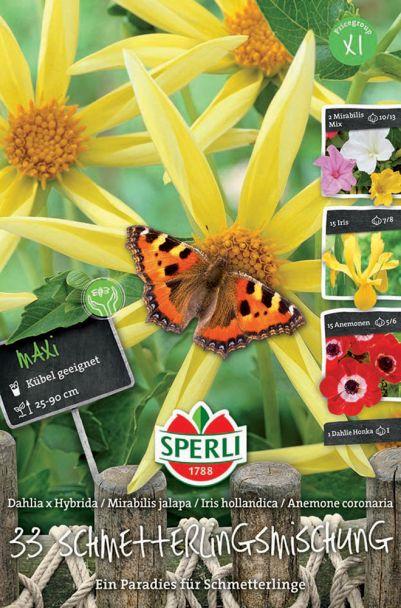 Sperli's Schmetterlingsmischung
