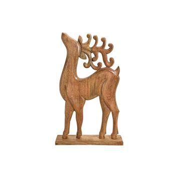Hirsch aus Mangoholz